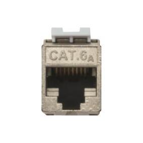 DIGITUS DN-93617 DIGITUS CAT 6A, Keystone modul, EA osztály, nyékolatlan