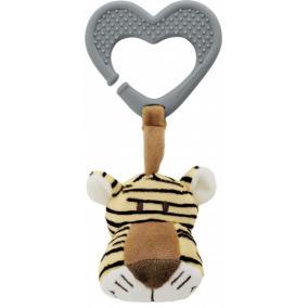 Diinglisar Wild, tigris rágóka, 17 cm Teddykompaniet