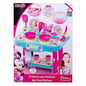 Disney Minnie egér játékkonyha, 12 kiegészítővel   6/#