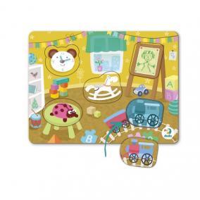Dodo Bébi puzzle 5 db-os Gyerekszoba