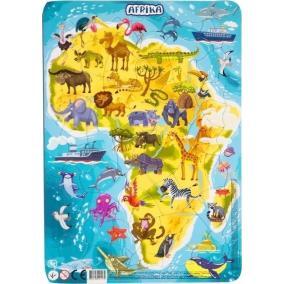 Dodo Keretes Puzzle 53 db - Afrika