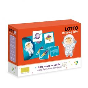 Dodo Lotto - Foglalkozások