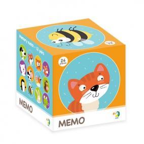 Dodo mini memória - Állatok
