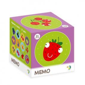 Dodo mini memória - Bogyós gyümölcsök