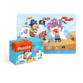 Dodo Mini puzzle 35 db - Kalózok