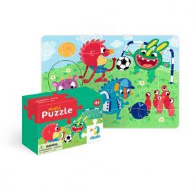 Dodo Mini puzzle 35 db - Szörnyecskék