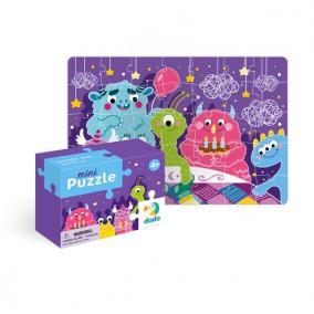 Dodo Mini puzzle 35 db - Szülinap