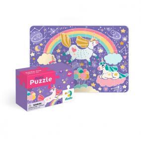 Dodo Mini puzzle 35 db - Unikornis