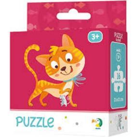 Dodo Puzzle 16 db-os - Cica