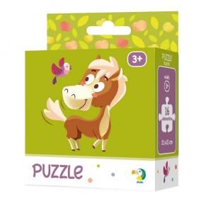 Dodo Puzzle 16 db-os - Lovacska