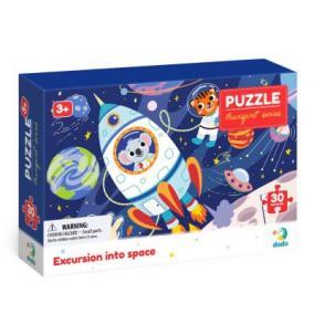 Dodo Puzzle 30 db - Űrutazás