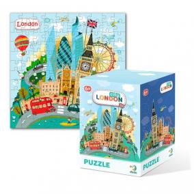 Dodo Puzzle City 120 db - London