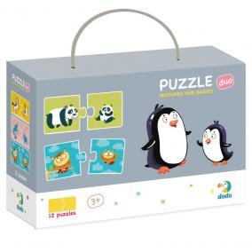 Dodo puzzle duo - Anya és kicsinye