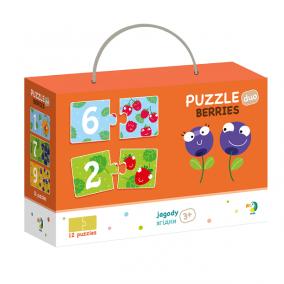 Dodo puzzle duo - Számok