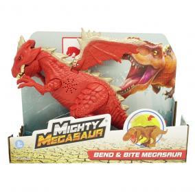 Dragon-i Hatalmas Megasaurus, hajoló és harapó - Sárkány