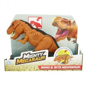 Dragon-i Hatalmas Megasaurus, hajoló és harapó - T-Rex