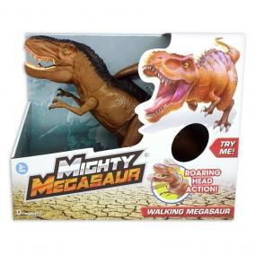 Dragon-i Hatalmas Megasaurus, lépdelő és üvöltő - T-Rex