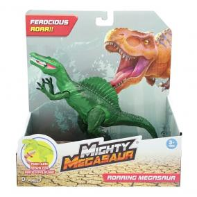 Dragon-i Hatalmas Megasaurus, világító és hangot adó, 20 cm - Spinosaurus