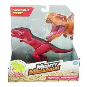 Dragon-i Hatalmas Megasaurus, világító és hangot adó, 20 cm - T-Rex