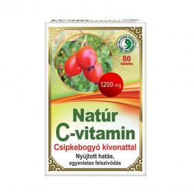 Dr. Chen C-vitamin csipkebogyóval [80 db]