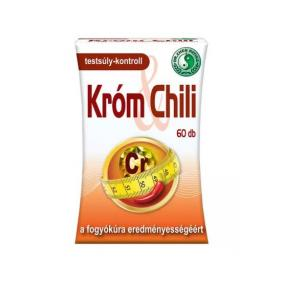 Dr.chen króm chili kapszula [60 db]