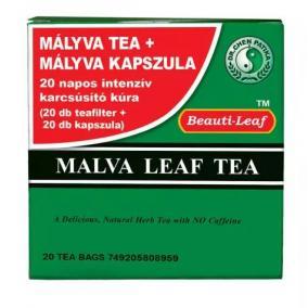 Dr.chen mályva tea + mályva kapszula [20 db]