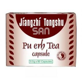 Dr.chen pu erh tea kapszula [80 db]