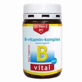 Dr. Herz B-komplex kapszula [60 db]