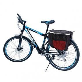 Kerékpár táska (dupla)