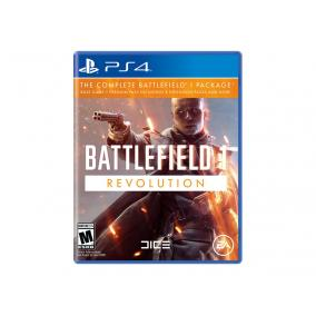 EA BATTLEFIELD 1 REVOLUTION PS4 CZ/HU