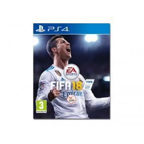 EA FIFA 18 PS4 HU