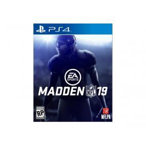 EA MADDEN NFL 19 PS4 CZ/HU/RO