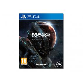 EA MASS EFFECT ANDROMEDA PS4 CZ/HU