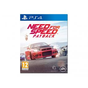 EA NEED FOR SPEED PAYBACK PS4 CZ/HU/RO