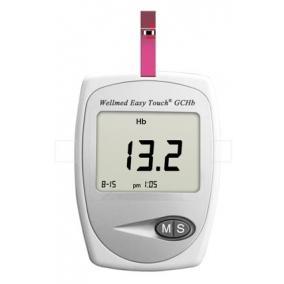 EasyTouch GCHb hemoglobin, vércukor, koleszterinmérő készülék