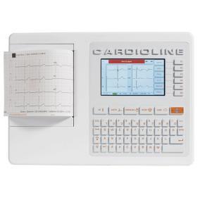 EKG Cardioline 100S, 6 csatornás