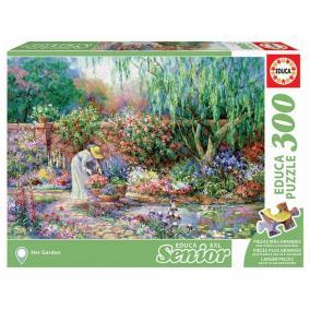 Educa A hölgy kertje XXL puzzle, 300 darabos