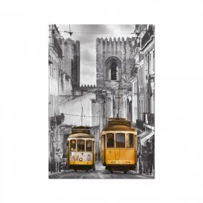 Educa Alfama negyed, Lisszabon puzzle, 1500 darabos