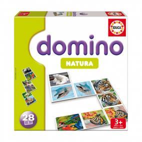 Educa Domino Natura, állat fotós dominó
