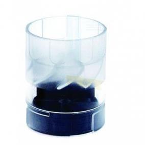 Spirométer turbina, egyszerhasználatos