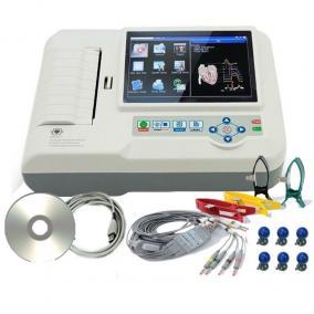 EKG ECG-CMS600G 6 csatornás, szoftverrel