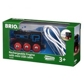 Elemes mozdony USB kábellel 33599 Brio