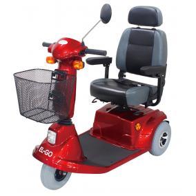 3 kerekű elektromos moped, indexszel [EL-GO]
