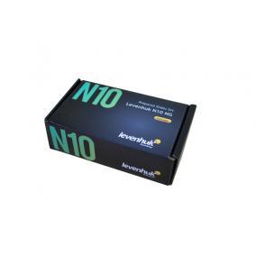 Előkészített Levenhuk N10 NG tárgylemezkészlet