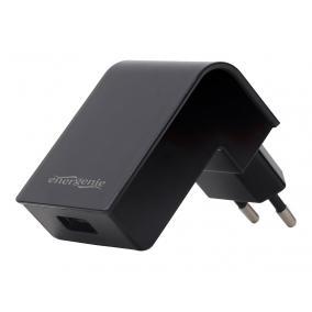 ENERGENIE EG-UC2A-02 Energenie universal USB charger 2.1A black