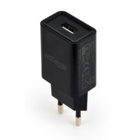 Energenie universal USB charger 2.1A black