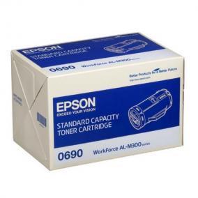 Epson M300 [BK] [2,7k] toner (eredeti, új)