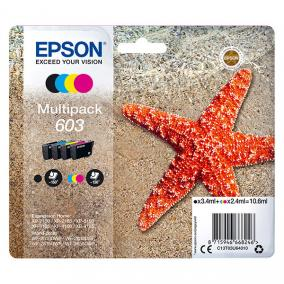 Epson T03U6 [603 Multipack] tintapatron (eredeti, új)