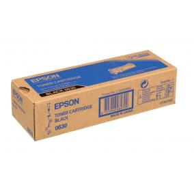 Epson C2900 [BK] [3k] toner #C13S050630 (eredeti, új)