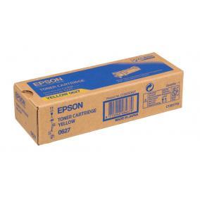 Epson C2900 [Y] [2,5k] toner #C13S050627 (eredeti, új)